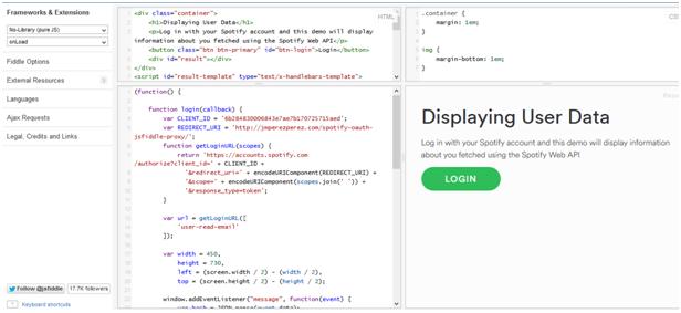Conoscenza delle API Spotify per gli sviluppatori Spotify