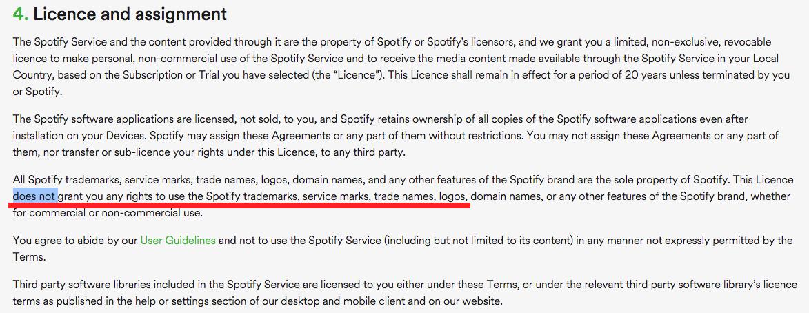 Quanto ne sai sul Logo di Spotify