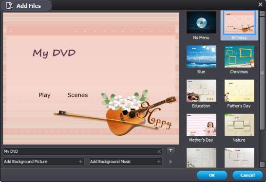 VLC to dvd burning