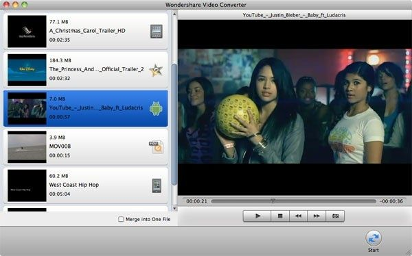 MPEG in WMV su Mac