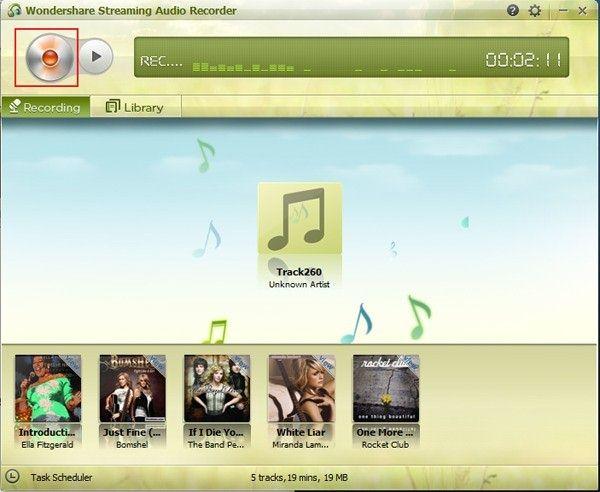 burn Spotify to CD