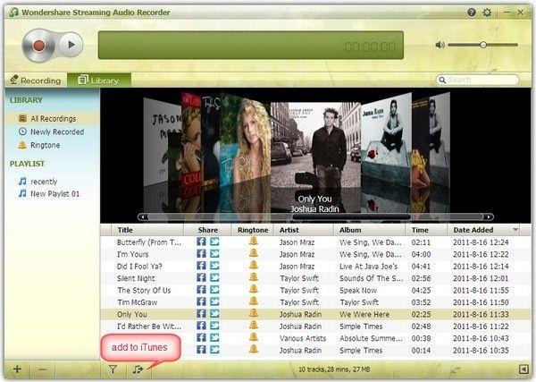 burn spotify music to CD