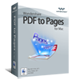 PDF to Pages per Mac