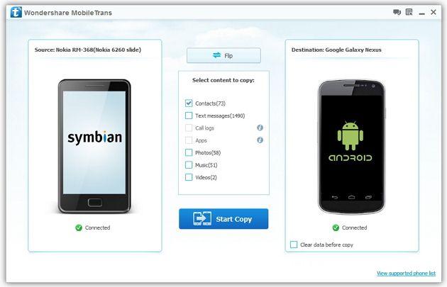 Come Trasferire I Contatti Dai Cellulari Nokia Al Samsung