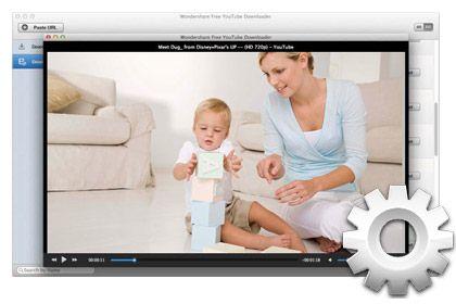 Free YouTube Downloader per Mac key feature
