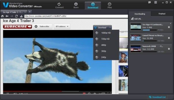 play flv su ipad con retina display