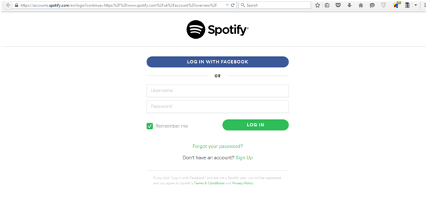 Access Spotify in Countries