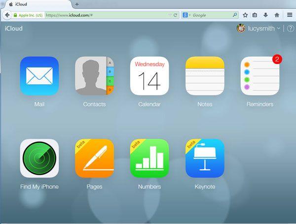 Come Accedere ai File Backup iCloud e Come Vedere cosa c'è su iCloud