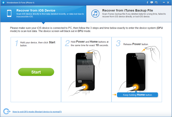 transfer iphone contacts to pc