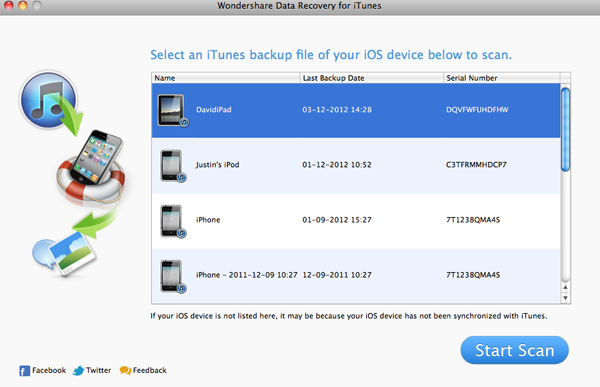 restore iphone with ipad backup