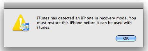 Modalità DFU: Come mettere un iPhone in/out in Modalità DUF