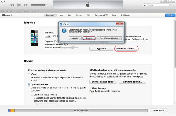 recover deleted reminders from iphone