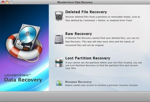 hfs recovery