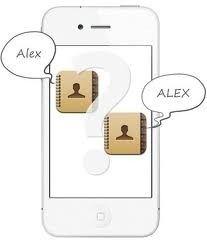 Come trovare contatti persi iPhone