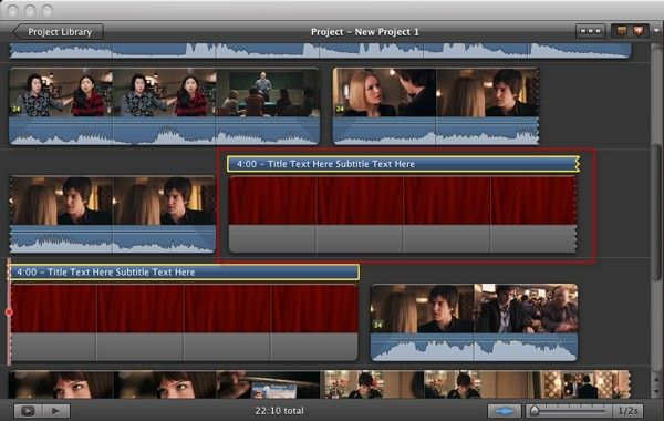 imovie add subtitles