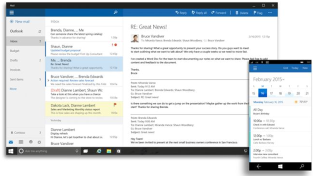 7 Things you need to know about Windows 10 Office